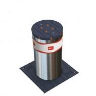 Stalp retractabil automat BFT STOPPY MBB 500 C230 LI C INOX